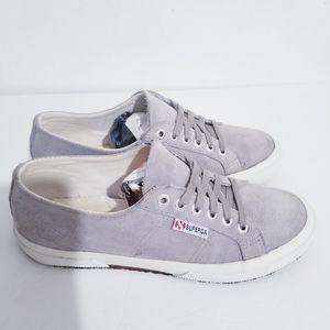 $35⬇️Superga grey shoes